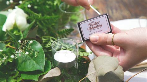 The Sorry Girls Table Diy Favors