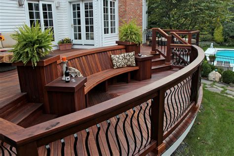 The Weather Deck Build