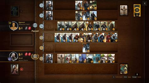 The Witcher 3 Gwent Monster Deck Build