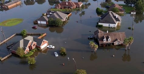 The Woodlands Flooding From Hurricane Harvey