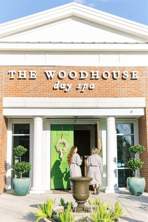 The woodhouse day spa charleston Image