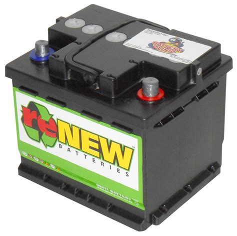 The greatest recondition old car battery