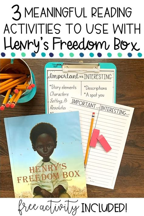 The-Freedom-Box-Lesson-Plans