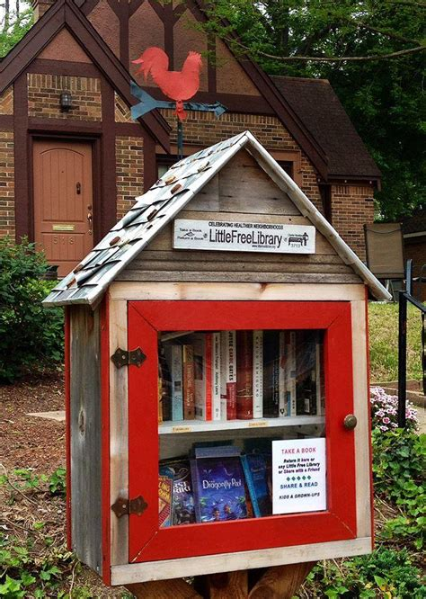 The-Little-Free-Library-Book-House-Plans
