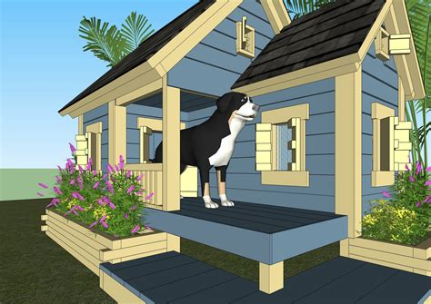 The-Perfect-Dog-House-Plans