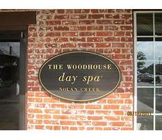 Best The woodhouse day spa belton