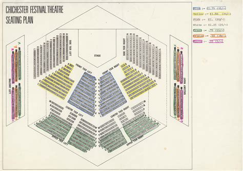 Theatre Chairs Plan