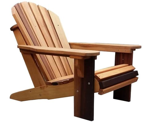 Thick-Wood-Adirondack-Chairs