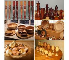 Best Things to make on a lathe wood