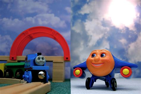 Thomas The Train Plane