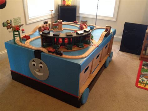 Thomas The Train Table Designs