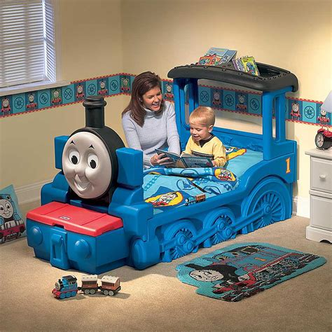 Thomas Train Bed Plans