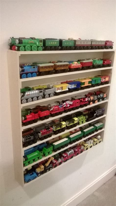 Thomas Train Rack Diy Projects