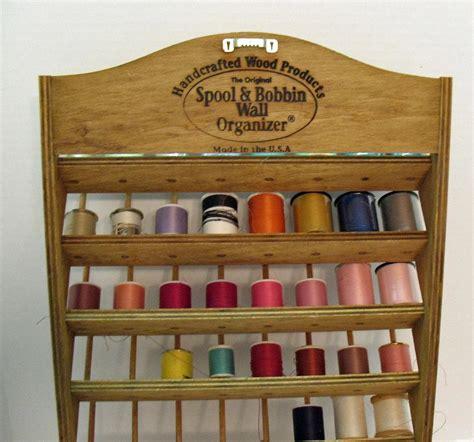 Thread-Spool-Organizer-Diy-Using-A-Wooden-Crate