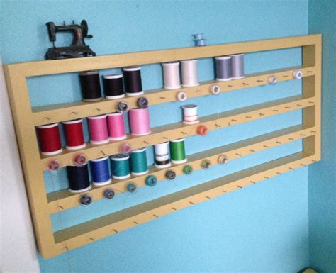 Thread-Spool-Rack-Plans
