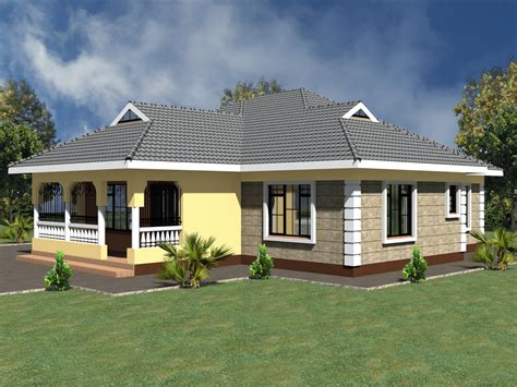Three Bedroom House Plans Without Garage