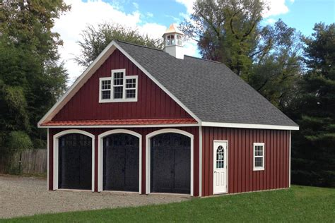 Three Car Garage Plans With Carport