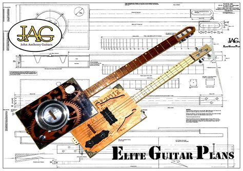 Three-String-Cigar-Box-Guitar-Plans