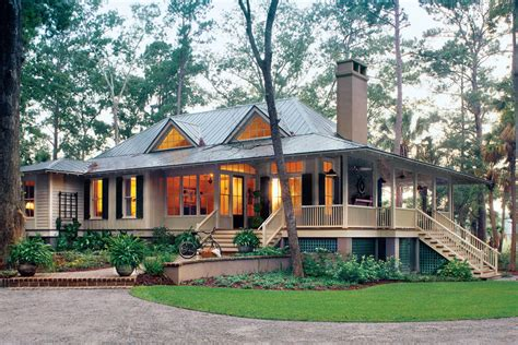 Tideland Haven House Plan