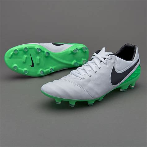 Tiempo Legacy II FG Mens Football Boots 819218 Soccer Cleats