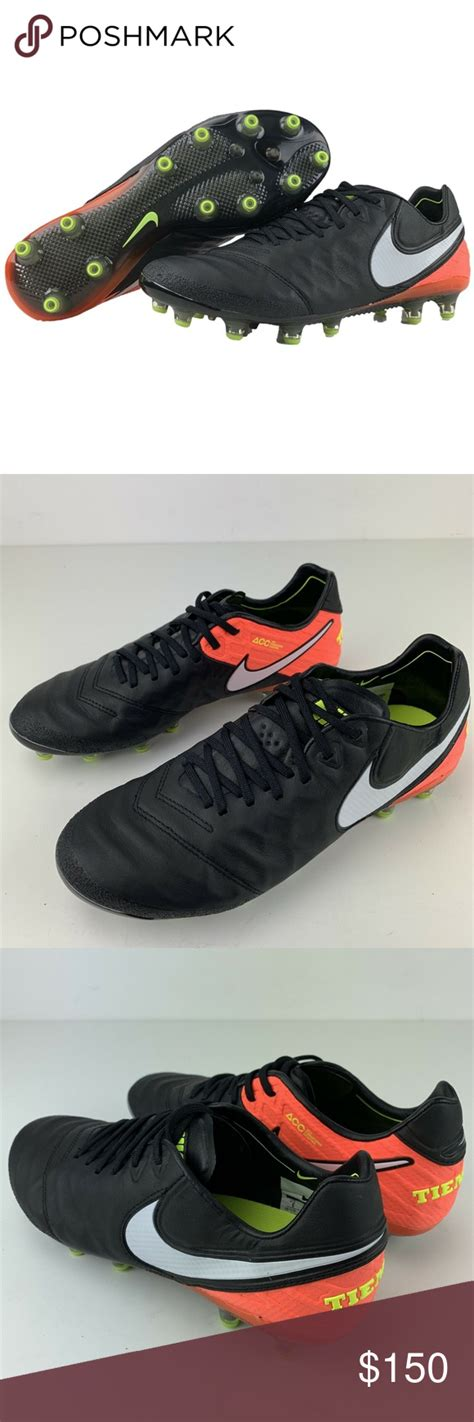 Tiempo Legend VI AG-Pro Mens Football Boots 844593 Soccer Cleats