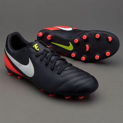 Tiempo Rio II FG Firm Ground Soccer Shoes
