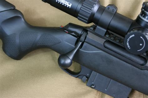 Tikka T3 Ctr Capable Compact And Accurate  Gun Digest.