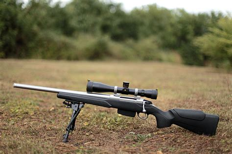 Low Price Tikka T3x Sporter Butt Plate | Review By ...