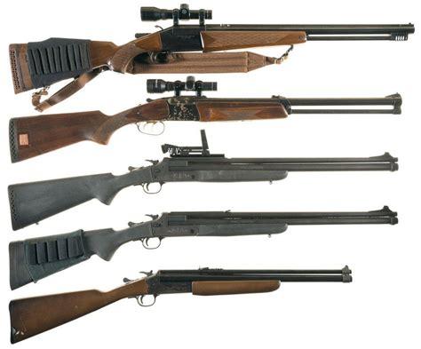 Tikka Over Under Rifle Shotgun Combos And Utg Shotgun Accessories