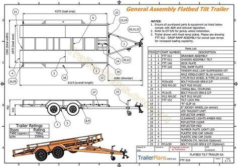 Tilt-Bed-Car-Hauler-Plans