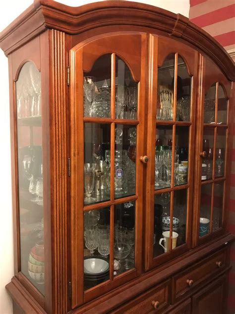 Timber Display Cabinets Melbourne