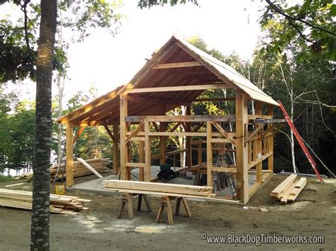 Timber Frame Barn Packages