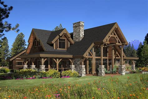 Timber Frame Building Plans