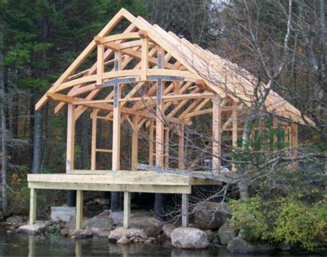 Timber Frame Plans For Sale Ontario