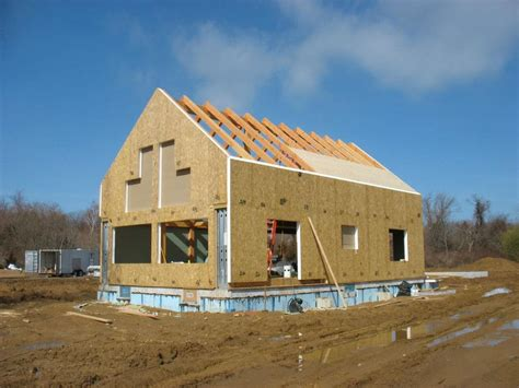 Timber Frame Sip Panel Home Plans