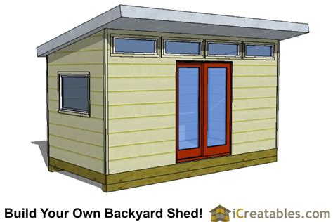 Timber Shed Plans Metric
