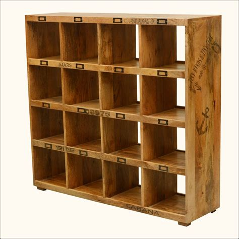 Timber-Cube-Bookcase