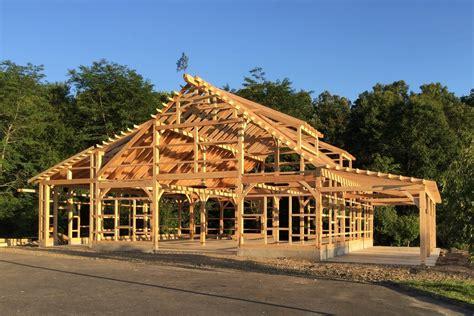 Timber-Frame-Barn-Home-Kits