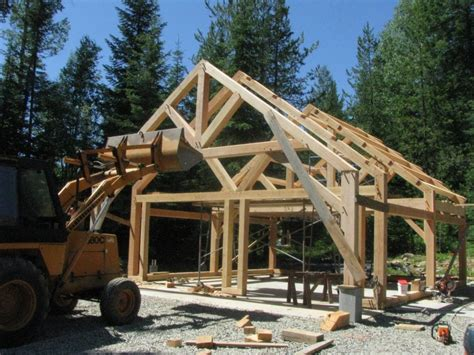 Timber-Frame-Garage-Plans
