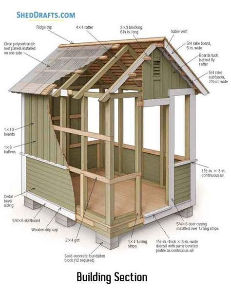 Timber-Frame-Garden-Shed-Plans