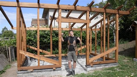 Timber-Frame-Greenhouse-Plans