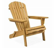 Best Timber deck chairs