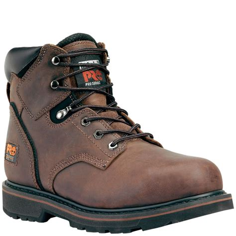 Timberland Men's Pit Boss 6-Inch Steel Toe Style# 33032