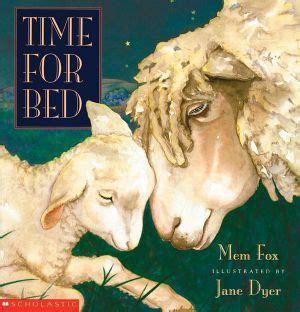 Time-For-Bed-Mem-Fox-Lesson-Plans