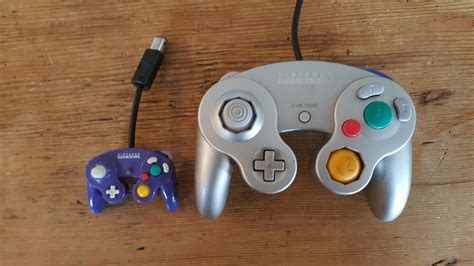 Tiny Gamecube Controller