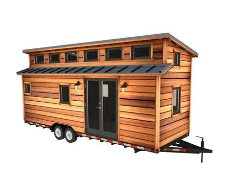 Tiny Home Floor Plans On Wheels