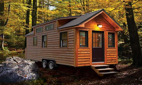 Tiny Home House Plans On Wheels