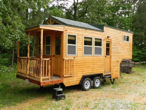 Tiny House House Plans On Wheels