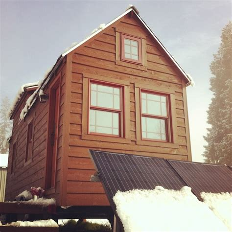 Tiny House Plans For Cold Weather Zone