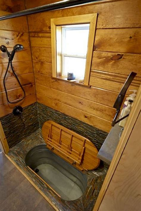 Tiny House Plans On Wheels With Bathtub